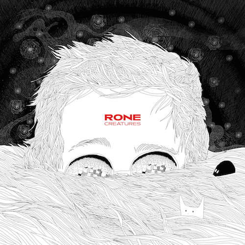 Rone announces new LP on InFiné, has a sleepover seance with his BFFs