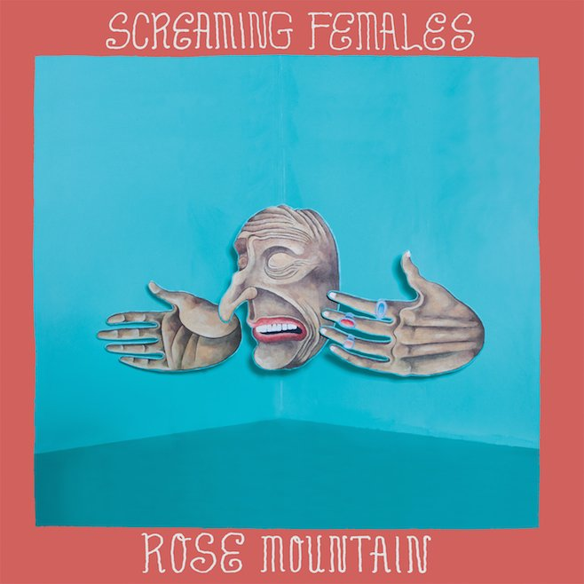 Screaming Females announce new LP Rose Mountain, celebrate 10th anniversary with modest cake