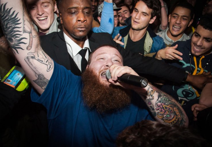 """Action Bronson preps new album, shares """"Actin' Crazy"""" and freestyle: fuck, that's delicious!"""