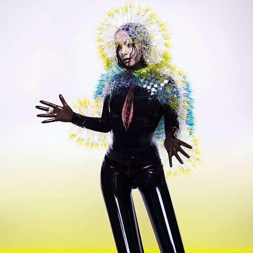 Björk surprise-releases Vulnicura two months early cuz of dirty leakers
