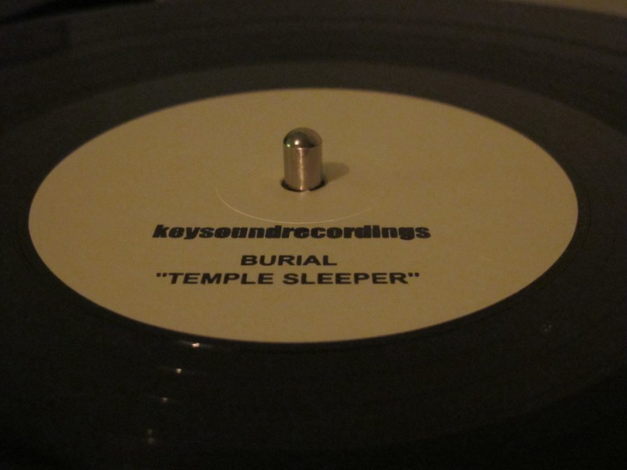 "Burial releases new song ""Temple Sleeper"" on Keysound white label"