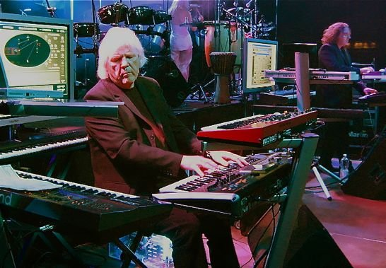 RIP: Edgar Froese, founder of Tangerine Dream