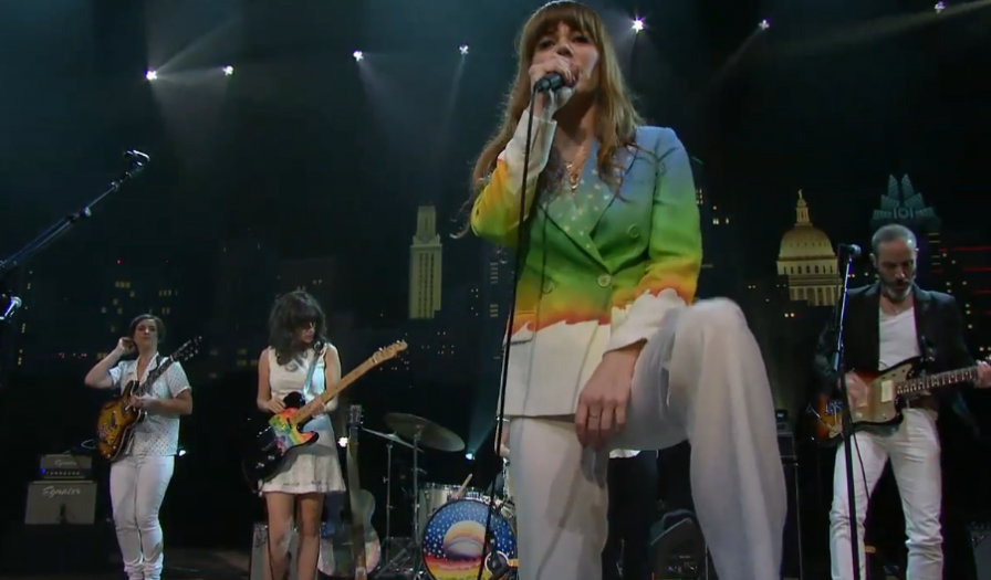 Jenny Lewis tours her music to venues this upcoming season