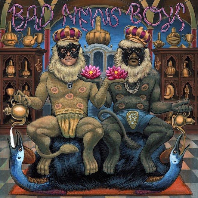 Good news, everyone! The King Khan & BBQ Show release Bad News Boys
