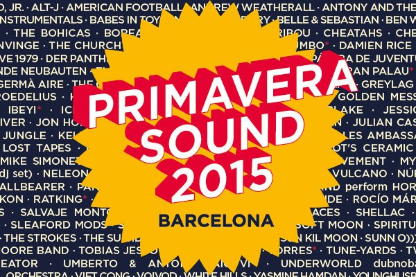 Primavera Sound festival announces its 2015 lineup, achieves world peace