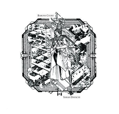 Sarah Davachi announces debut full-length Barons Court after utilizing her hangar full of instruments