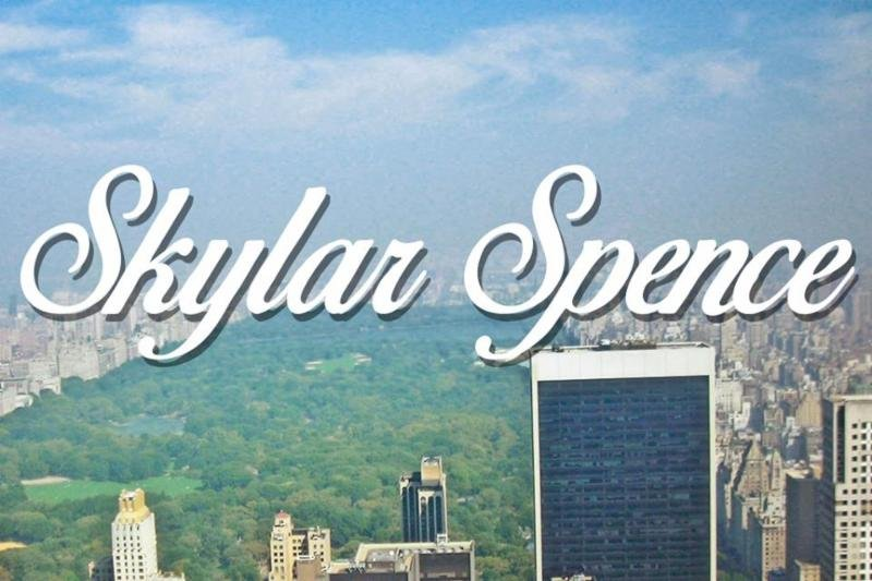 Saint Pepsi will now be known as Skylar Spence for exactly the reason you think
