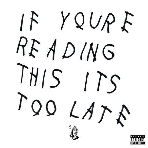 Drake surprise-drops new album If You're Reading This It's Too Late, is somewhere eating a fondue plate