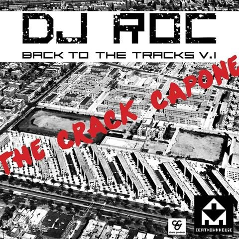 DJ Roc to release Back to the Tracks v. 1 EP on DJ Clent's Beatdown House label