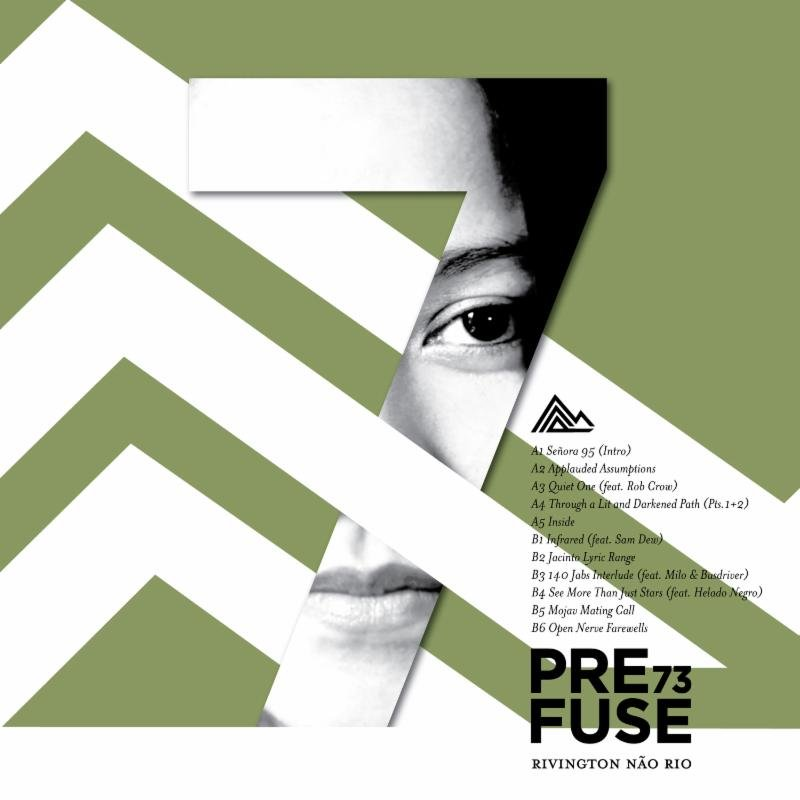Prefuse 73 makes good on last week's promise, shares first taste of first new LP