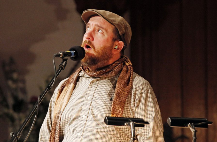 Stephin Merritt of Magnetic Fields announces solo tour, although it's hard to know whether or not he's being sarcastic