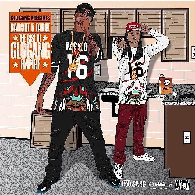 Ballout tadoe rise of the glogang empire listen chocolate ballout tadoe rise of the glogang empire listen chocolate grinder tiny mix tapes publicscrutiny Images