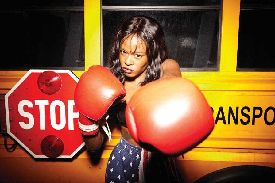 Azealia Banks to go on tour, release physical album, appear on Playboy cover, make up for years of relative inactivity