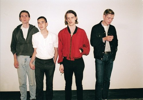 Iceage announce tour seemingly hitting every festival in every country