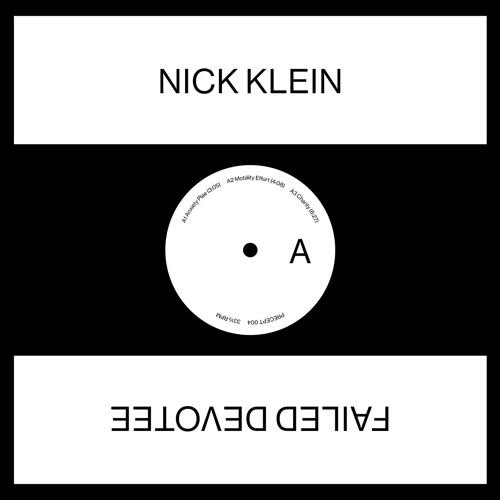 Nick Klein, techno's top bachelor of 2015, announces Failed Devotee on Unknown Precept