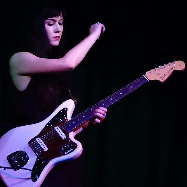 Noveller and The Soft Moon plan to tour their dreamy wares together in April
