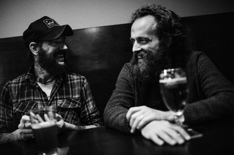 Iron And Wine and Ben Bridwell release album of covers to ward off evil spirits