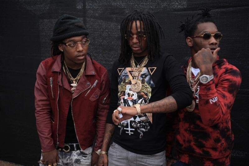 "Migos and OG Maco announce ""Yung Rich Nation"" tour"