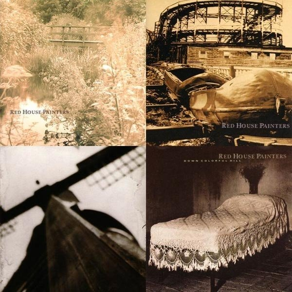 Red House Painters albums to be reissued individually in August, right after you cracked the cellophane on the RSD boxed set!