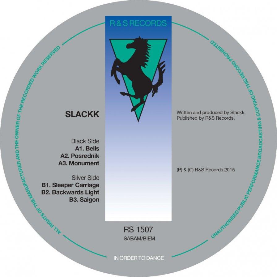 Slackk debuts on R&S with Backwards Light EP