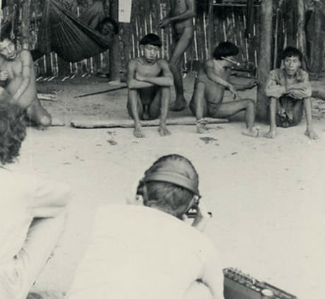 Celebrated author David Toop announces Lost Shadows, a 1978 album of Yanomami ritual songs