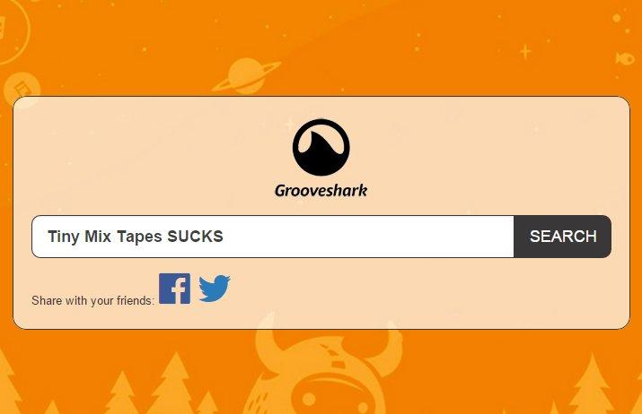 Grooveshark shuts down, returns as a clone, creates giant TIDAL wav