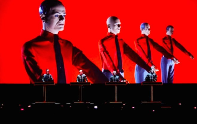 Kraftwerk announce very selective fall tour, an algorithmic consequence of data inventory