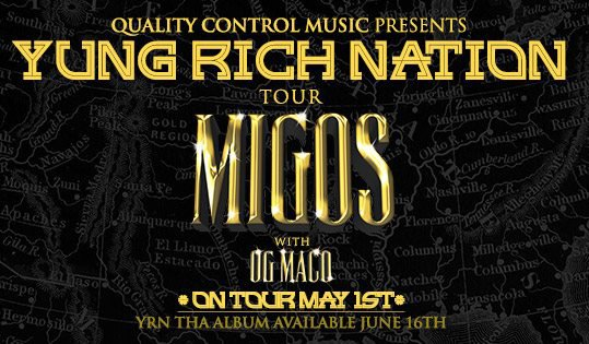 Migos and OG Maco postpone Yung Rich Nation tour, hit em with that bitter disappointment