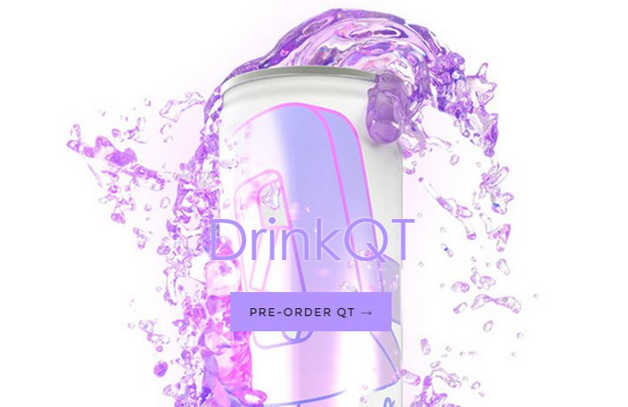 QT now selling actual DrinkQT cans in North America