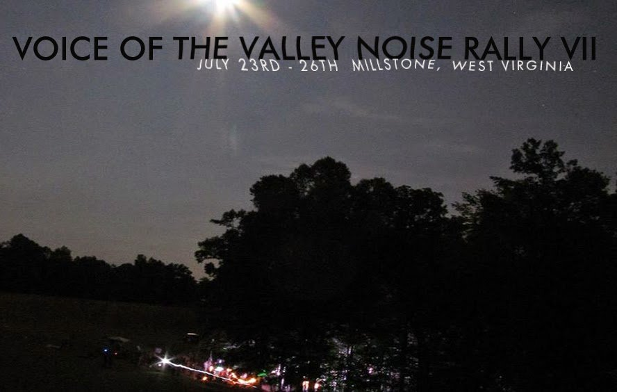 Voice of the Valley Noise Rally VII starts July 23, features Mark McGuire, Good Willsmith, Forma, Secret Boyfriend, way more!