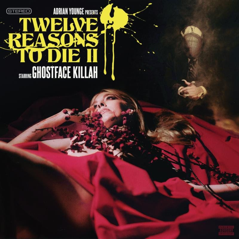 Ghostface Killah and Adrian Younge announce 12 Reasons to Die II, share new track