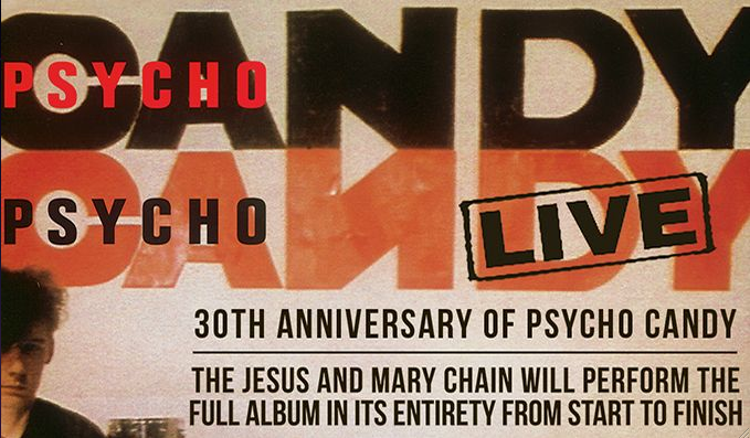 The Jesus and Mary Chain finally announce Psychocandy shows in New York and Philadelphia, the only two cities in America that matter!