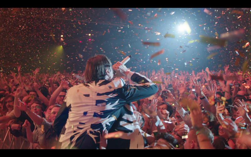 Arcade Fire announce The Reflektor Tapes film, brazenly angle for an EGOT