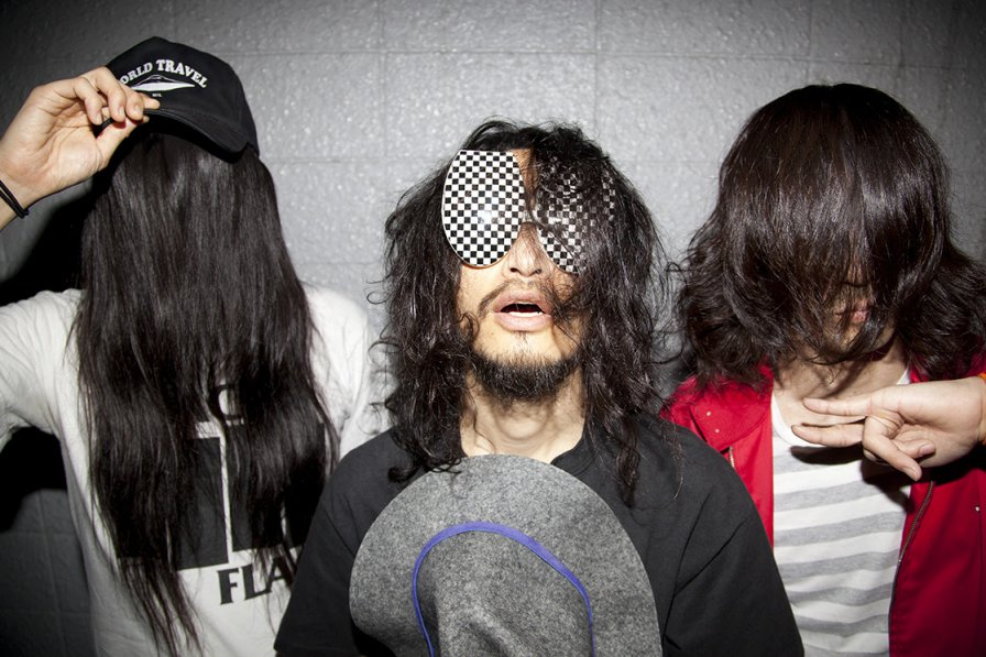 Yamantaka Eye (of Boredoms) joins noise-rock duo Gagakirise to satisfy our unspoken collaborative desires