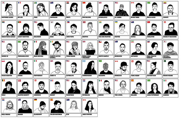 Red Bull Music Academy announces 2015 class, featuring Suicideyear, Lil Jabba, Wheez-ie, and more