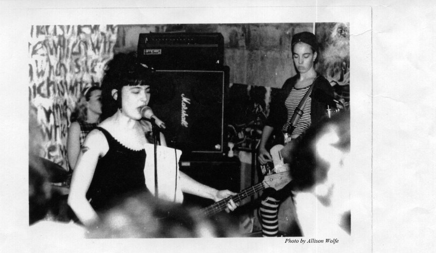 "Bikini Kill reissue 1991 demo Revolution Girl Style Now, share previously-unreleased ""Playground,"" find bikinis more distasteful now than ever before"