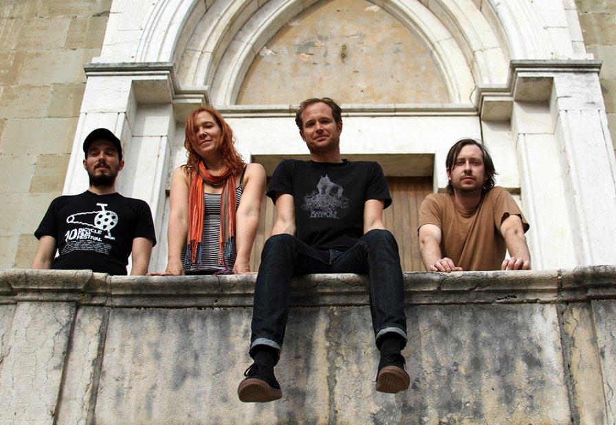 Golden Void announce glistening nugget of a new album, Berkana, on Thrill Jockey