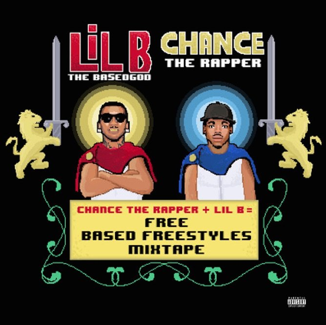 LIFE IS GOOD: Lil B and Chance The Rapper release Free (Based Freestyles Mixtape)