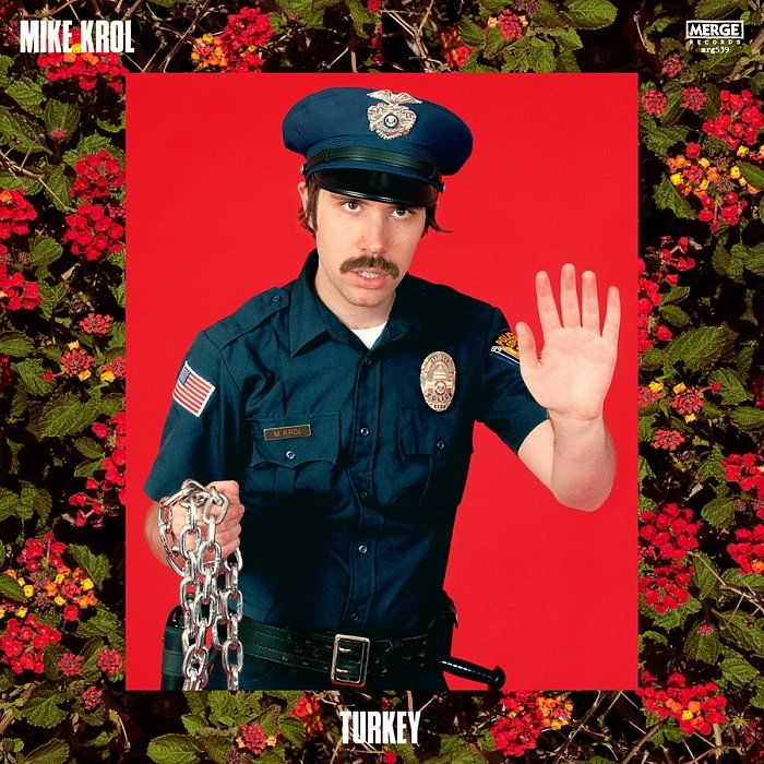 Mike Krol announces tour, new album out soon on Merge