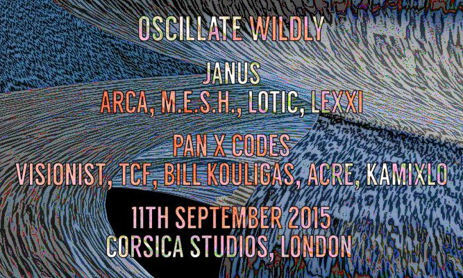 Janus and PAN announce joint showcase in London