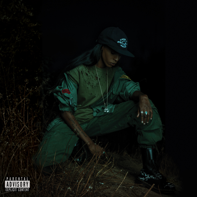 Angel Haze offers free stream of new album Back To The Woods until midnight