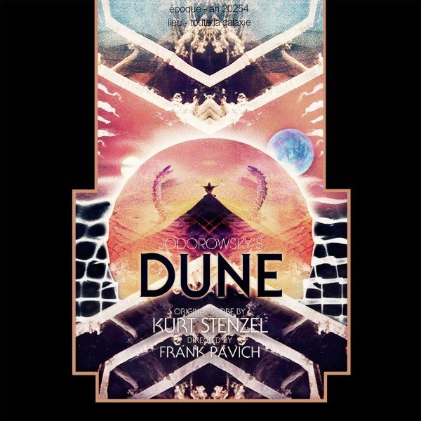 Light in the Attic releases score to Jodorowsky's Dune documentary