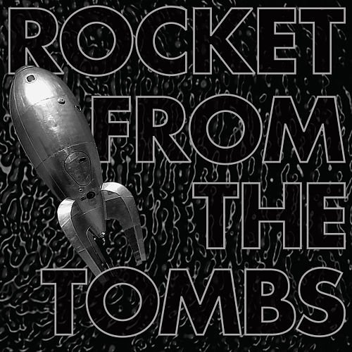 Proto-punk legends Rocket From The Tombs return with new album Black Record, announce dates