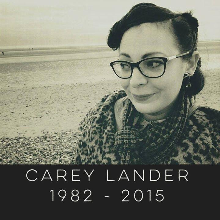 RIP: Carey Lander of Camera Obscura