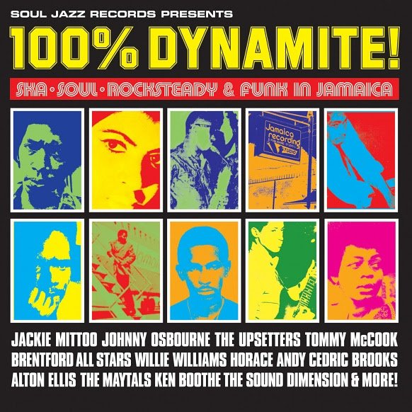 "Soul Jazz releases new edition of ""100% Dynamite!"""