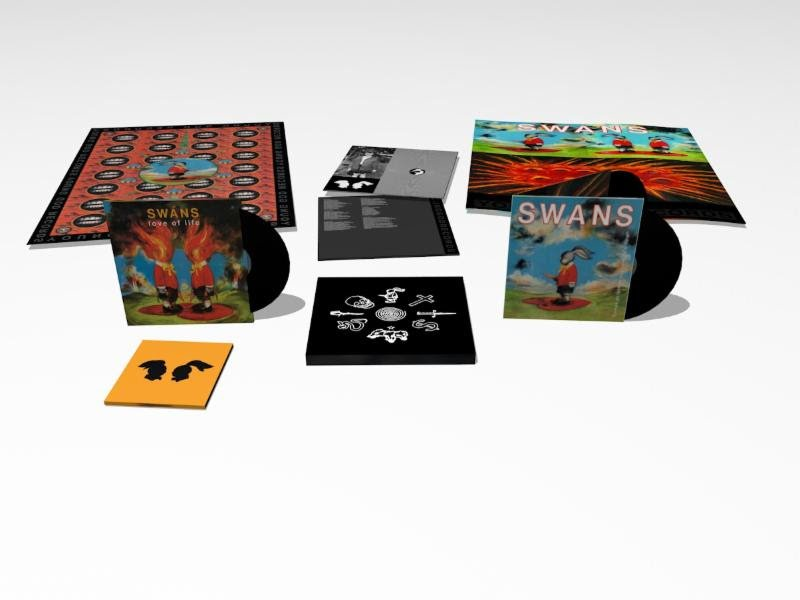 Swans to reissue two albums as a vinyl box set