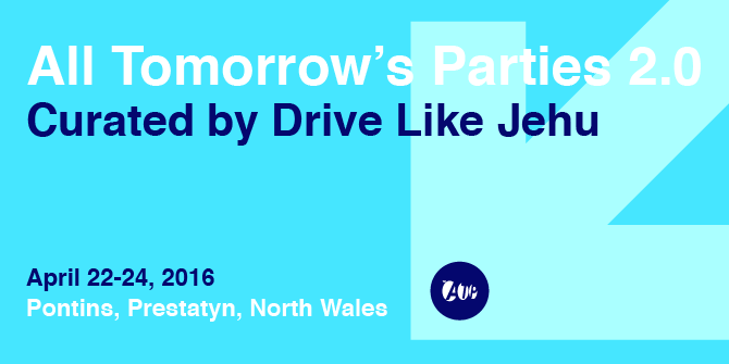 ATP announces new festival curated by Drive Like Jehu