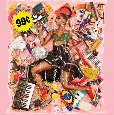 Santigold's forthcoming album 99¢ features iLoveMakonnen, TV On The Radio's Dave Sitek, and more