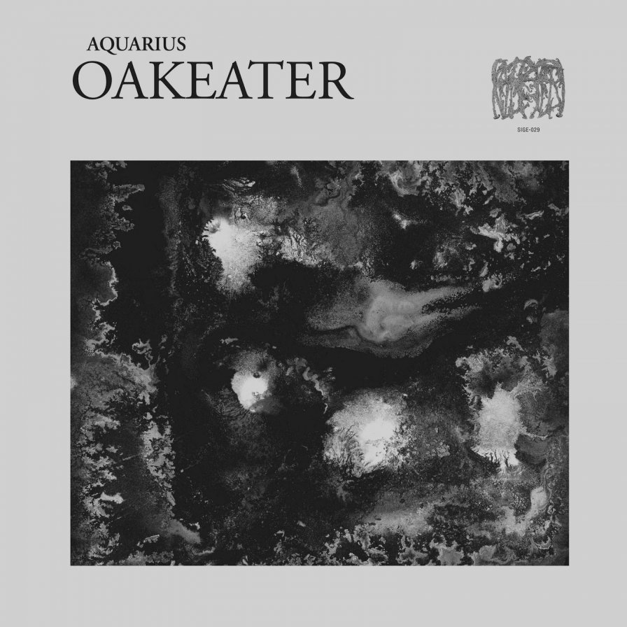 "Oakeater release new album Aquarius on SIGE, premiere Daniel Menche-directed video for ""Wishful Beginnings"""