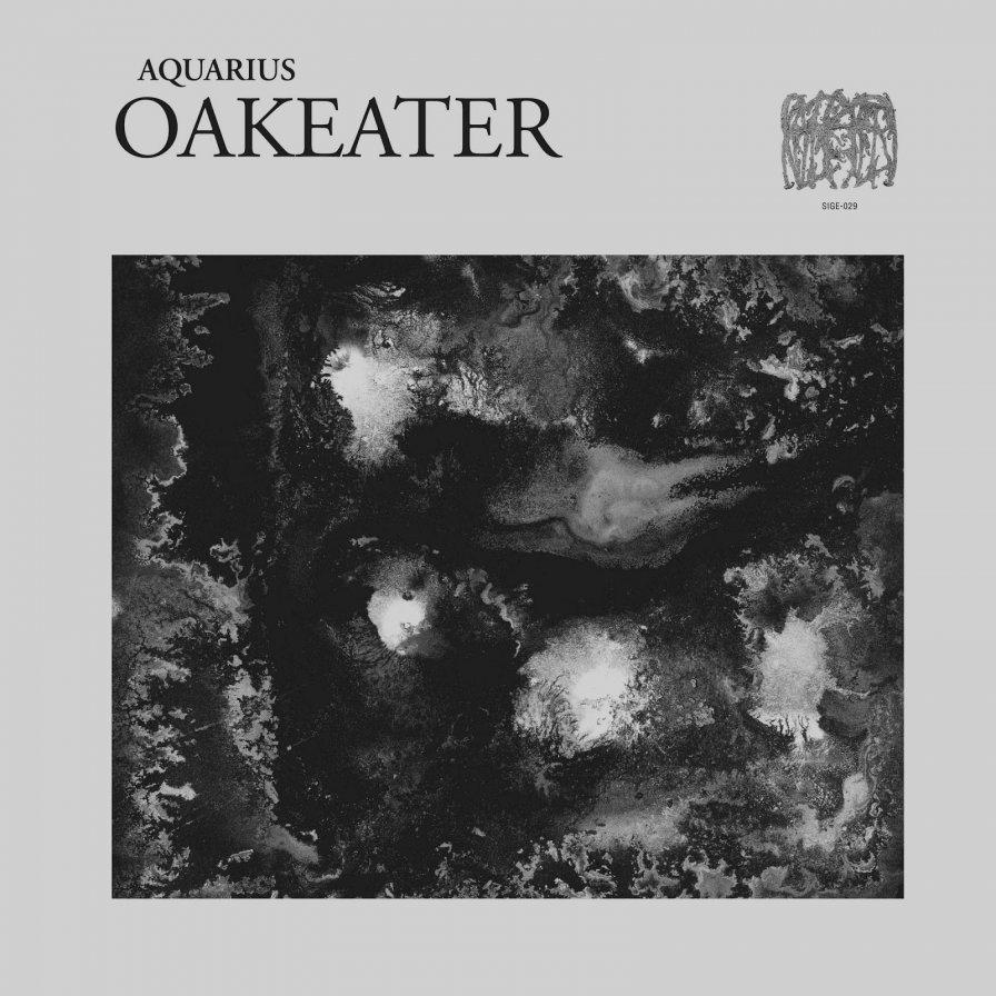 "Oakeater release new album Aquarius on SIGE, premiere Daniel Menche-directed video for ""Wishful Beginnings"""